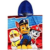 Patrulla Canina 2200001105 - Poncho de playa, multicolor