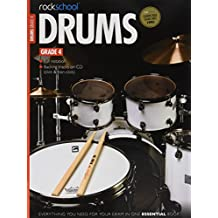 Rockschool Drums Grade 4 20122018