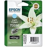 Epson Inkjet Cartridge Light Cyan Ref T059540