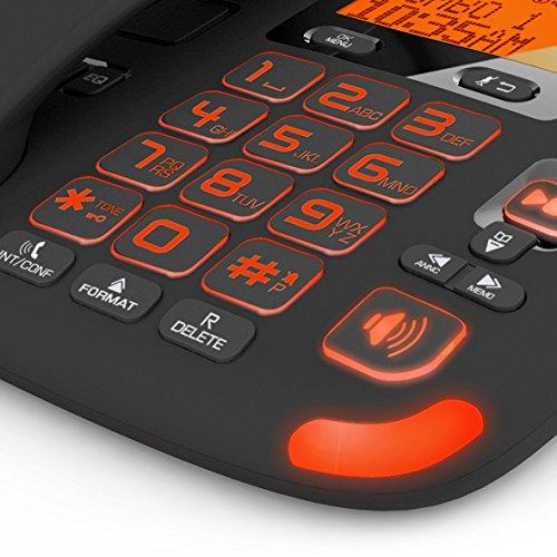 Switel DCT50073C VITA trio combo Seniorentelefon mit Anrufbeantworter - 7
