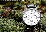 Uhren aus aller Welt - Die Fortsetzung (Wandkalender 2019 DIN A2 quer): Eine Sammlung verschiedener Zeitmesser. (Monatskalender, 14 Seiten ) (CALVENDO Technologie)