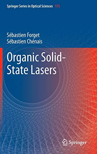175 Serie (Organic Solid-State Lasers (Springer Series in Optical Sciences, Band 175))