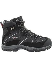 Kefas - Ranger NB 3255 - Chaussures de Randonnee en nubuck Marron 40