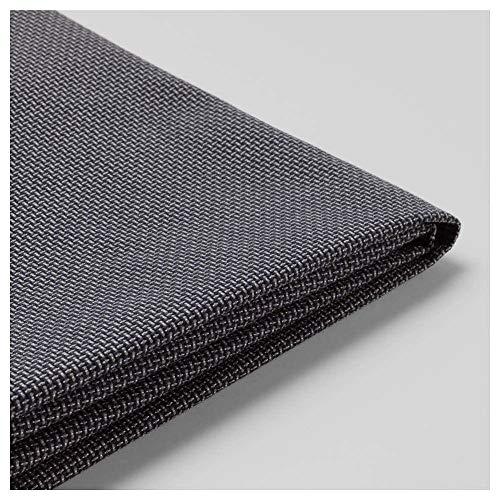 100cbb49579 IKEA ASIA KLIPPAN - Funda para sofá de Dos plazas, Color Gris Oscuro