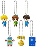 Gashapon Marmalade Boy But swing all six set to be worried about by Gashapon