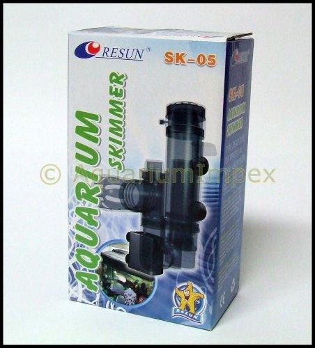 RESUN SK-05 Eiweißabschäumer Abschäumer Nano Riff Skimmer 5 Watt - 2