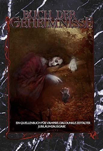 Vampire Das Dunkle Zeitalter - Buch der Geheimnisse (Vampire VDZ)