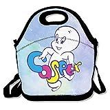 Bakeiy Casper Lunchbox aus Neopren für Kinder und Erwachsene für Reisen und Picknick, Schule