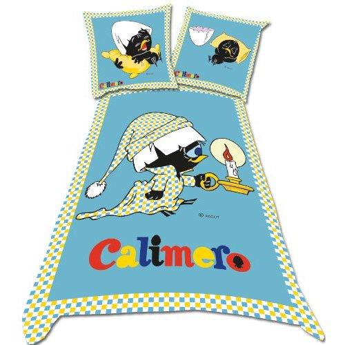 CALIMERO - Parure de lit Good Night 140 x 200 cm
