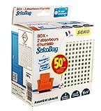 Seko Box Sekobag X2 Déshumidificateur d'air avec 2 absorbeurs 150 g Blanc