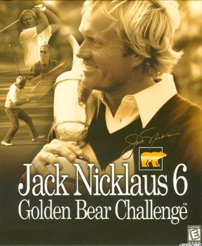 Jack Nicklaus 6 Golden Bear Challenge [Importación Inglesa]