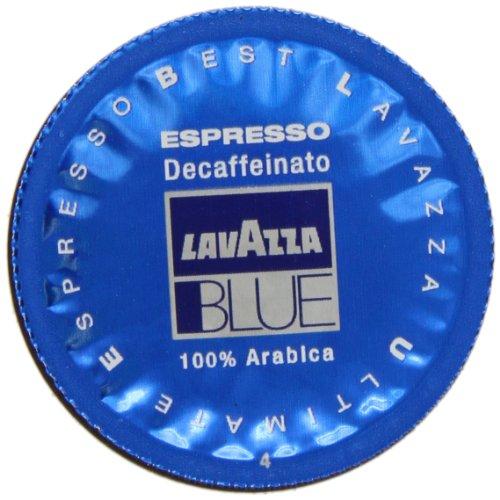 Lavazza Blue Espresso Decaffeinato entkoffeiniert 100 Kapseln, Nr. 800 (Aroma Expresso Maschine)