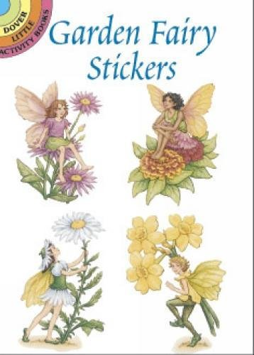 Garden Fairy Stickers (Dover Little Activity Books Stickers)