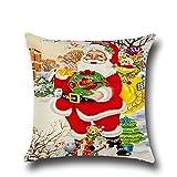 PerGrate Fantastische Schlafsofa Home Decor Fashion Design Frohe Weihnachten Kissenbezug Kissenbezug