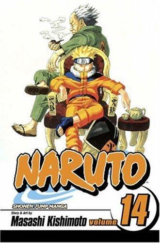Naruto, Vol. 14: Hokage vs. Hokage!! (Naruto Graphic Novel) (English Edition)
