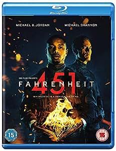 Fahrenheit 451 [Blu-ray] [2018]