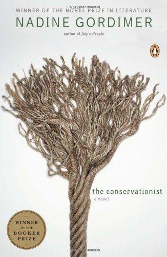 The Conservationist by Gordimer, Nadine (1983) Paperback