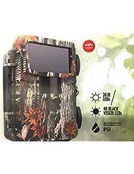 Dörr Wild Caméra de surveillance Snapshot Mini Black 12MP HD + GRATIS Couteau de chasse