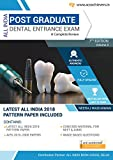 All India Post Graduate Dental Entrance Examination 7th edition Vol -2 2018 + Neet MDS Pattern 2017