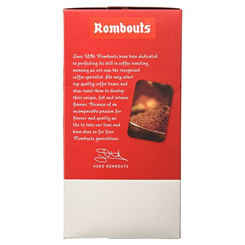 Rombouts Coffee Italian One Cup Filters 62 g