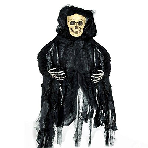 ween ''Sensenmann'' z. Hängen | Deko | Geister | Skelett ()