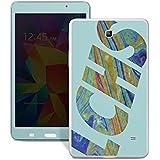Samsung Galaxy Tab 4 7.0 Case Skin Sticker aus Vinyl-Folie Aufkleber Die Lochis Fanartikel Merchandise Roman und Heiko