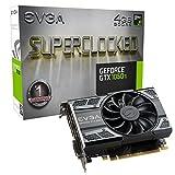 EVGA-NVIDIA-GeForce-GTX-1050-Ti-SC-Superclock-Gaming-4-GB-GDDR5-128-Bit-Memory-HDMIDPDVI-PCI-Express-3-Grafikkarte--Schwarz