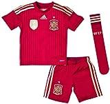 2014-2015 Spain Home Adidas SMU Mini Kit