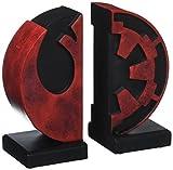 Gentle Giant Studios Star Wars: Imperial Rebel Logo Résine Serre-Livres