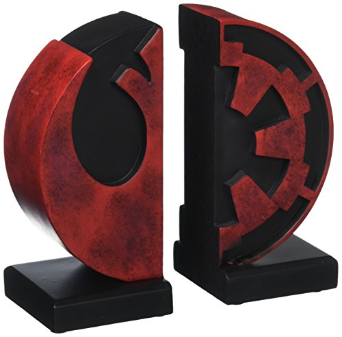Gentle Giant Studios Star Wars: Imperial Rebel Logo Harz Buchstützen (Imperial Empire-logo)