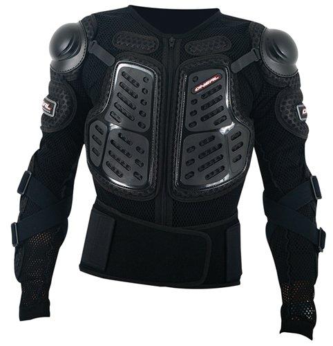 O\'neal Underdog Protector Jacket Protektorenjacke schwarz Oneal: Größe: L (52/54)