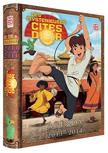 Les Mystérieuses Cités d'Or - Saison 2 - Agenda scolaire 2013-2014
