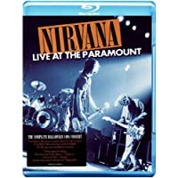 Nirvana: Live at the Paramount [Blu-ray] by Geffen Records by Nirvana