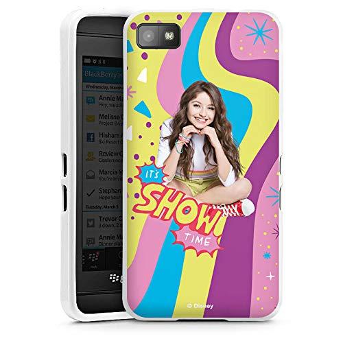 DeinDesign BlackBerry Z10 Silikon Hülle Case Schutzhülle Disney Soy Luna Girl