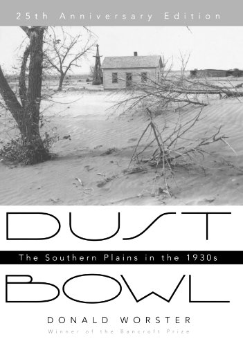 Dust Bowl: The Southern Plains in the 1930s por Donald Worster
