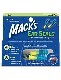 Les joints d'oreille de Mack bouchons d'oreille 1pr