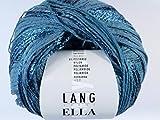 Lang Yarns Ella 0021 hellblau