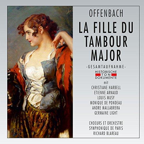 La Fille du Tambour Major [Import allemand]