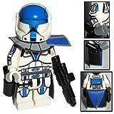 CBD 501st Legion ARC Clone Commando Trooper - Custom Brick Design Figur gefertigt aus Lego Star Wars & custom Teilen