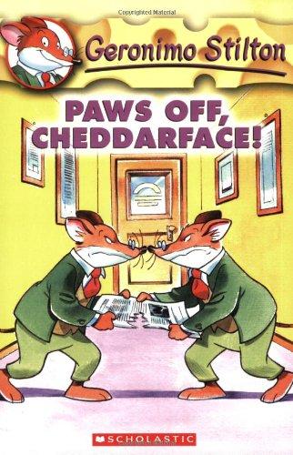 Paws Off Cheddarface! (Geronimo Stilton) par Geronimo Stilton