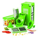 NICER DICER MAGIC CUBE Set DE 12 Pieces Coupez, tranchez et conservez Vos Fruits et légumes Encore Plus Facilement - Vu à la Télé