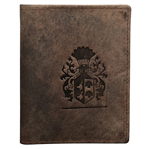 Style98 Deep Cognac Men's Wallet