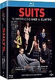 Suits - Temporadas 1-4 [Blu-ray]