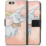 Apple iPhone 6s Tasche Hülle Flip Case Disney Dumbo Fanartikel Merchandise