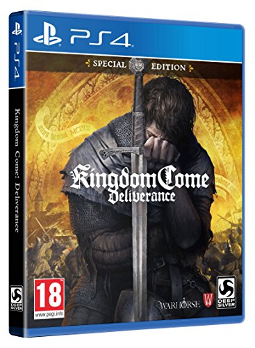 Kingdom Come: Deliverance - Special Edition (precio: 52,94€)