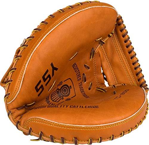 Sport Otto Erwachsene Baseballhandschuhe für Rechtshänder linke Fanghand One size