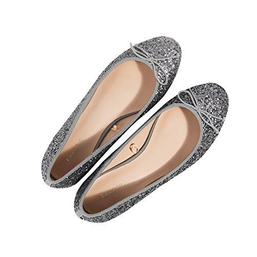Parfois Chaussures Trendy - Femmes Argenté