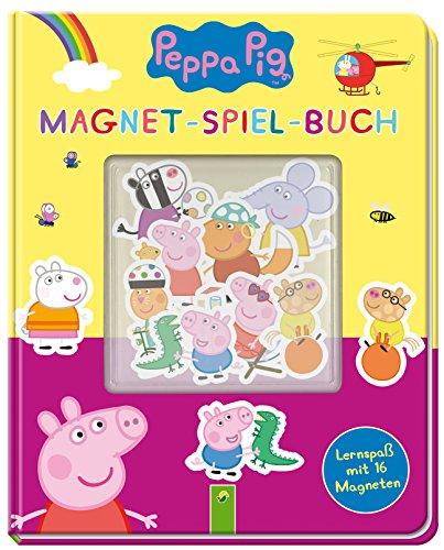Imagen de Libro Magnético Infantil Schwager Und Steinlein por menos de 8 euros.