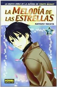 LA MELODÍA DE LAS ESTRELLAS 2 par Natsuki Takaya