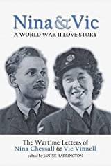 Nina and Vic: A World War II Love Story by Janine Harrington (2004-11-06) Paperback